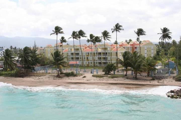 Beachfront Resort Villas Del Mar Apartment G floor