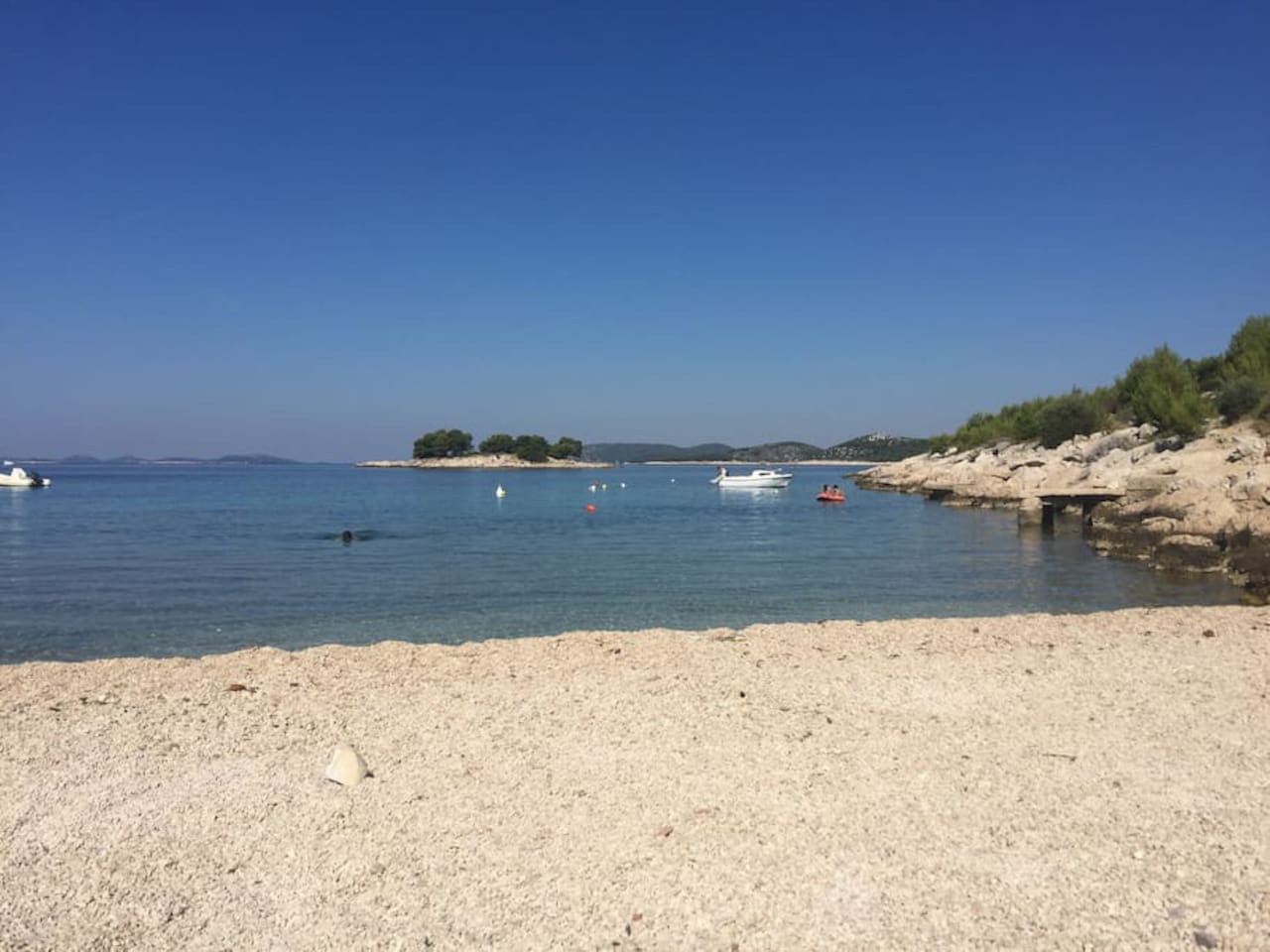 one of the close beaches
