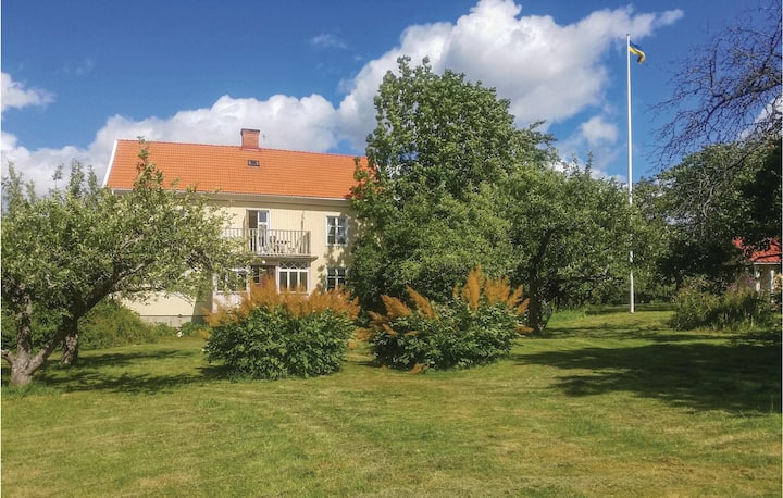 Stunning home in Vimmerby with 2 Bedrooms
