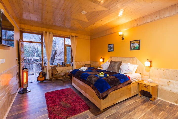 Deluxe Room | Traditional Home | Cultural & Rural