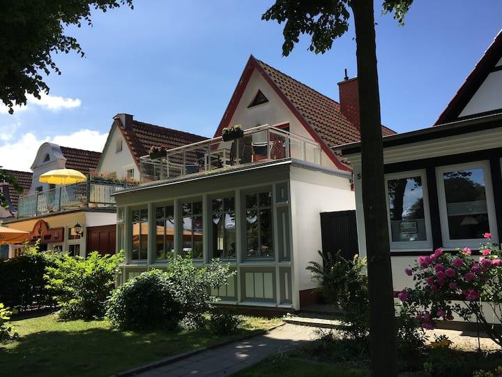 """Große Ferienwohnung """"Am Alten Strom"""" in Warnemünde"""