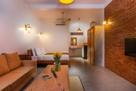 Charming Private Room + Pool & Free pick up - Krong Siem Reap - Hotel butique