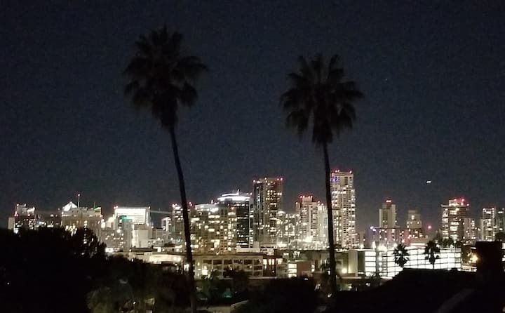 Awesome Skyline View