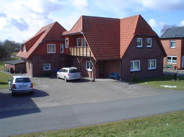 Oberdeck - Holiday apartment No. 411405 in Butjadingen