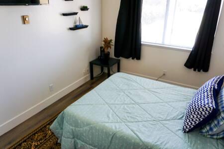 Room in apartment near beach!