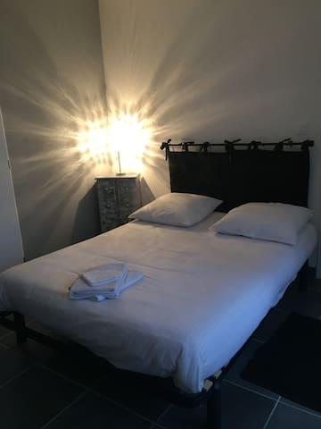 Belle chambre à 40 euros la nuit