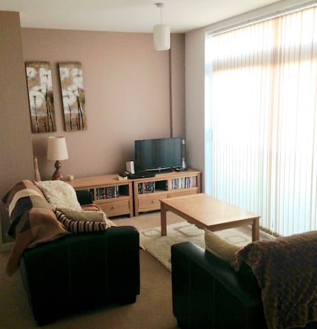 NEW - 1 bedroom, modern, well furnished apartment - Nottingham - Apartament