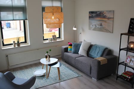 Guesthouse Katwijk city center, near beach (4p)