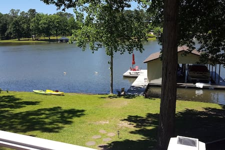 Lake Gaston Waterfront!  Hamlin Creek Hideaway