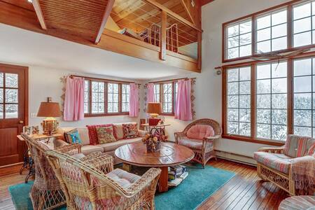 Comfortable home 15 minutes from Mad River Valley and Sugarbush!