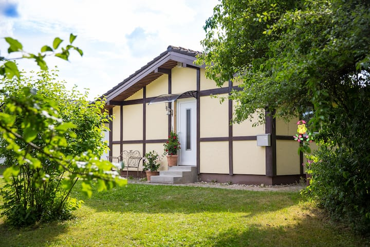 Holidays near Heidelberg-whole house sauna + WIFI