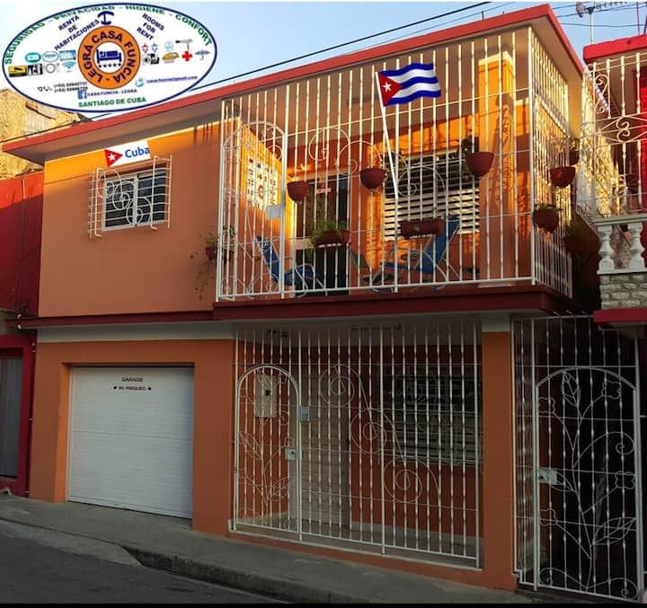 Casa Funcia - Legrá