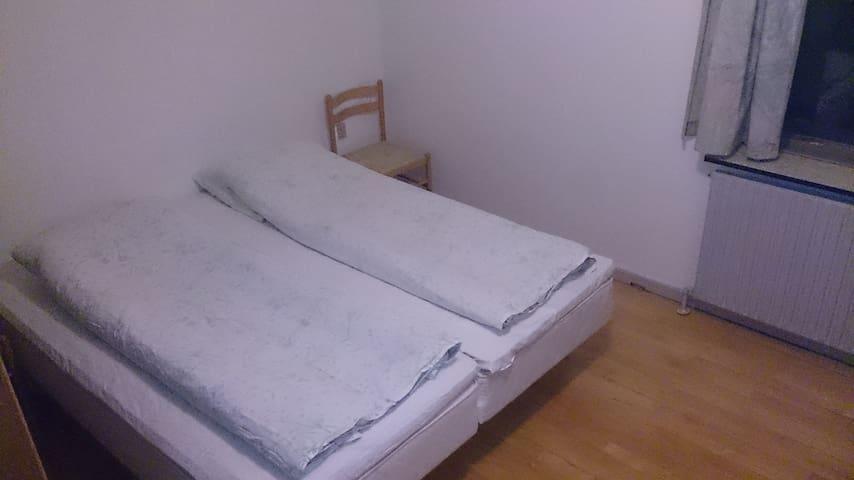 Dobbeltværelse/Dobblet room - Horsens - Hus