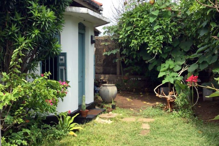 The Garden Kuti
