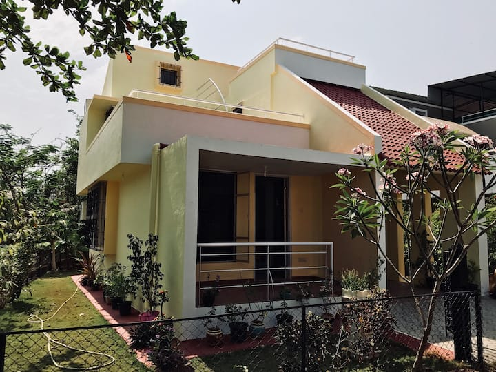 Sweet 16 - Your 2nd home in Alibaug