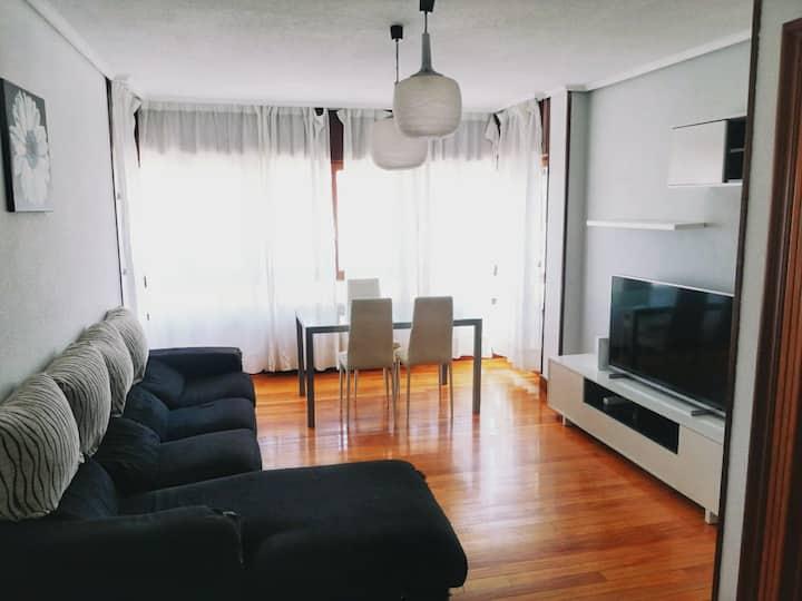 Amplio apartamento en Santoña