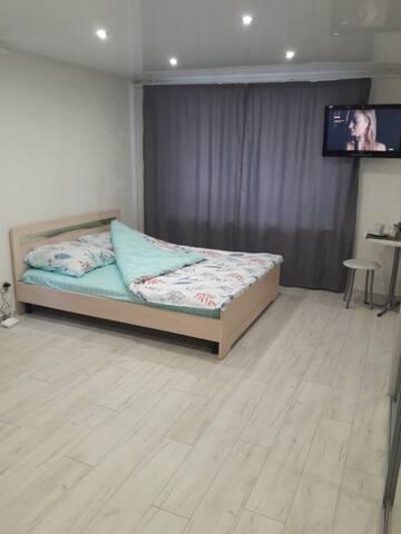 Уютная  квартира в самом центре города Челябинска.