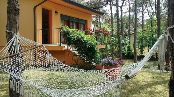 Bibione,Villa singola centralissima (IP0270340375)