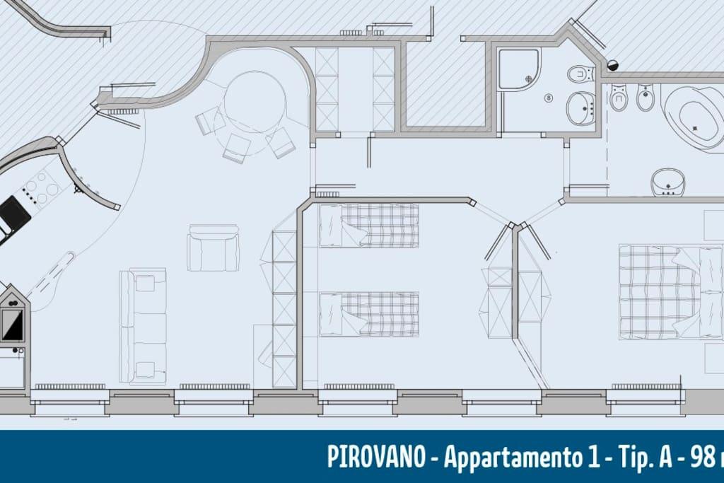 Planimeteria - Appartamento 2