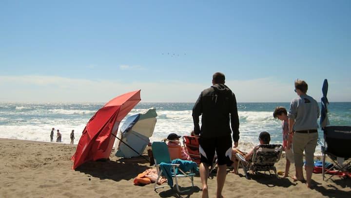 Ocean Views Sail On Suite 1 w/ Shared Hot Tub!