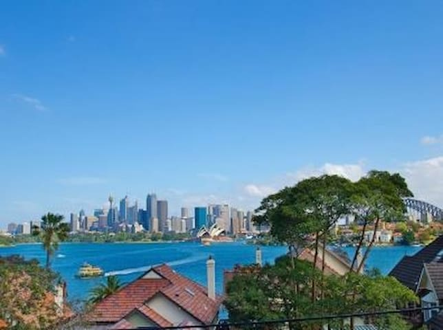 Cremorne Point Wonder; Spacious Living with Views - Cremorne Point - Huis