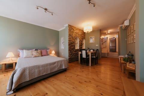 Casa Dea - Comfort Green Apartment