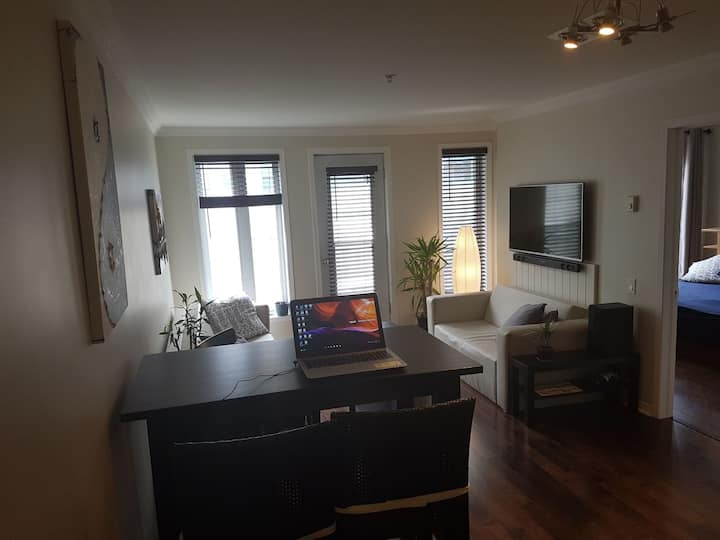 1 bedroom, parking,pool,spa,gym, Montreal