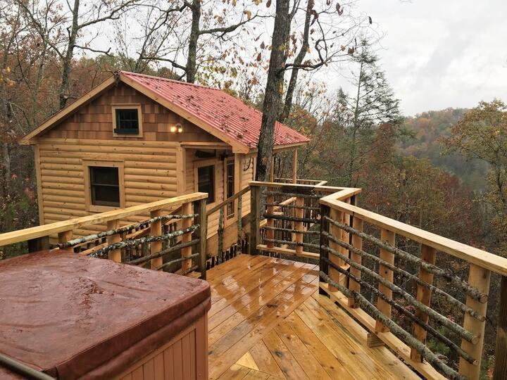 Bearfoot Cabin and Tree House