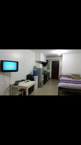 Condo near jmall, park mall w/wifi - Mandaue City