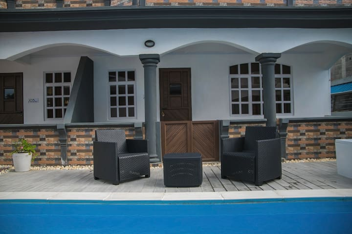 Villa Canne Rouge - with brand new pool