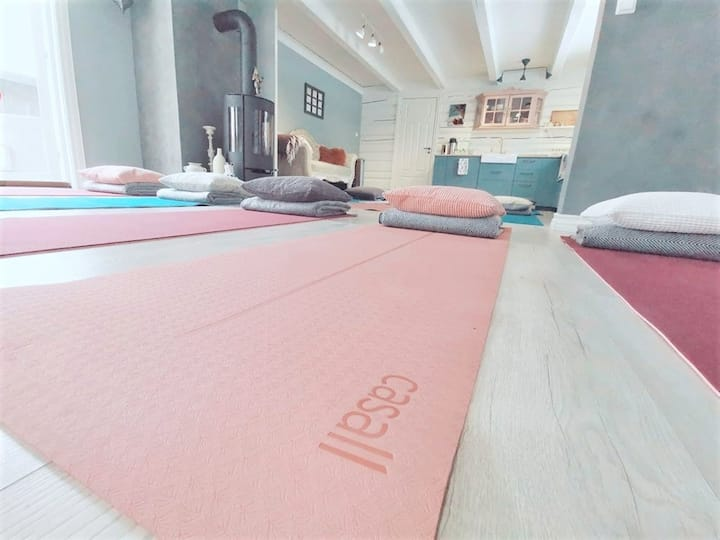 Dalen Yogasenter leier ut lokale  - ca 50 m2