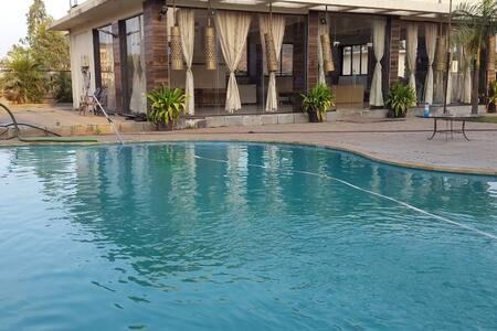 Modern 4BHK Villa no 2 with swimming pool