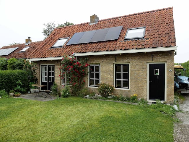 ECOFRIENDLY Cosy Cottage - Wissenkerke - Stuga