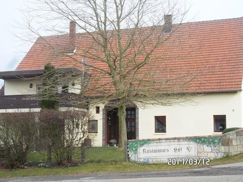 Kuhlmann's Hof mit Naturschwimmteich