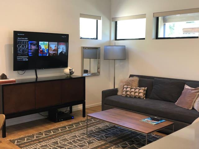Muir Casa es Su Casa: Mod Home on Mt. Tam