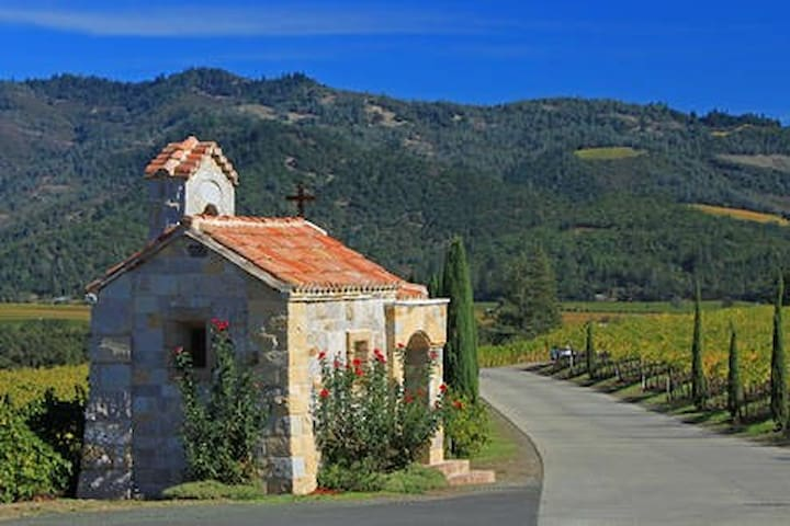 N. Napa Home Convenient to Downtown and Wineries