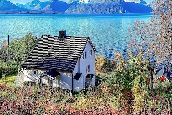 6 Personen Ferienhaus in Olderdalen