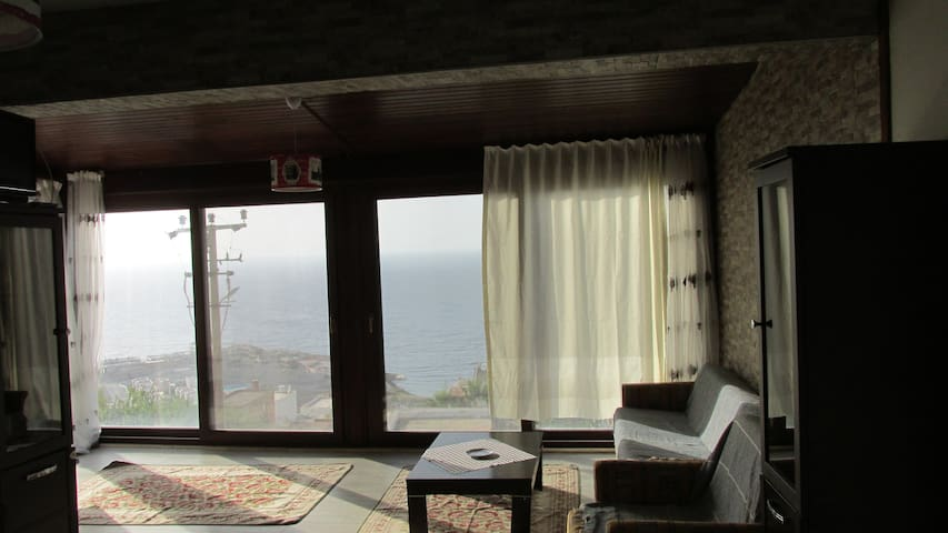 2+1 FURNISHED SEAVIEW HOUSE