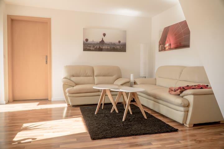 Gemütliche Wohnung für 4 Personen am Phönixsee