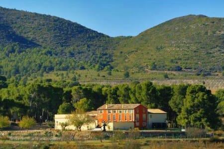 Espectacular Villa, Finca Ecológica - Ontinyent