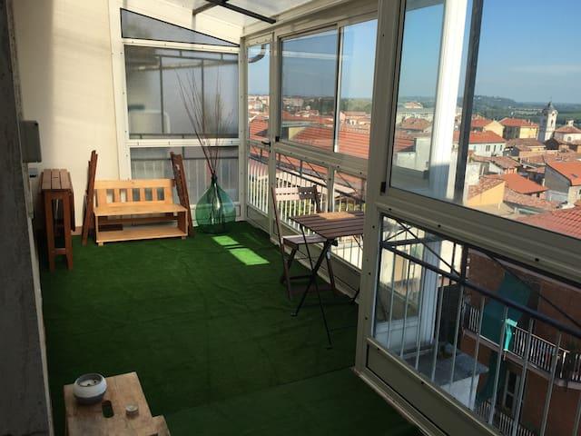 Loft (mini) con panorama spettacolo