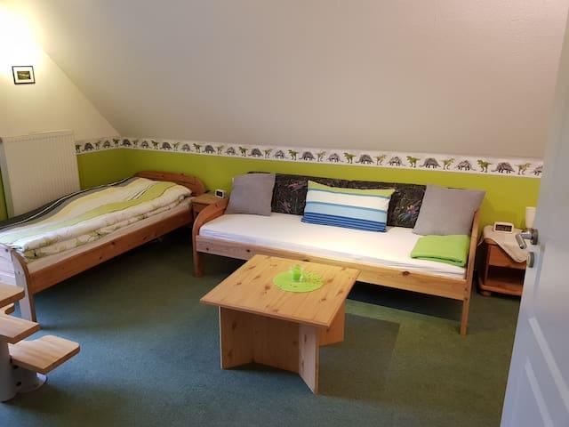 Privatzimmer (mit Küche,Bad) zentral in Schafflund