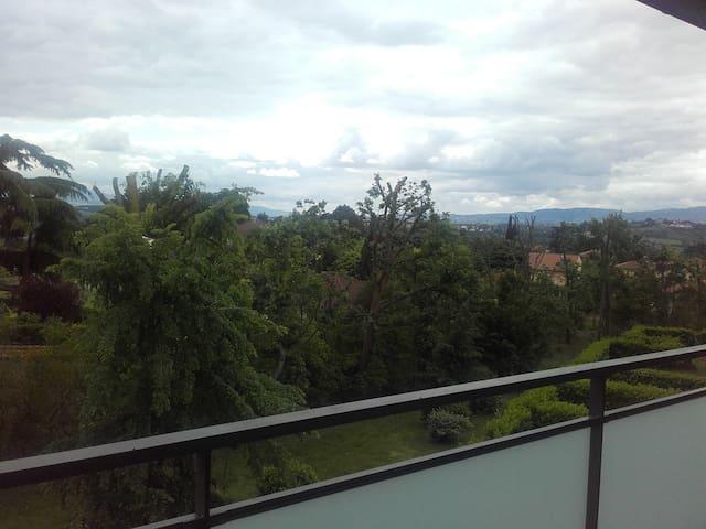 Appartement au calme sud de Lyon - Millery - Apartmen