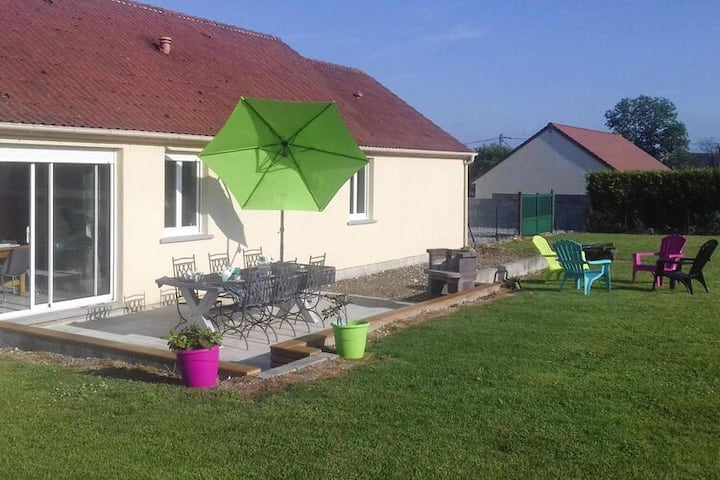 4 star holiday home in Russy