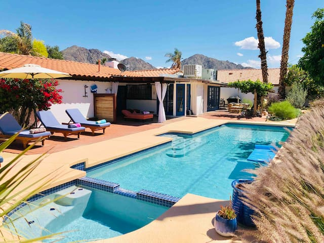 1935 Casita California - A Magical Desert Oasis