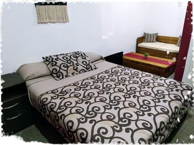 Capital Hostel  San Juan - Habitación privada