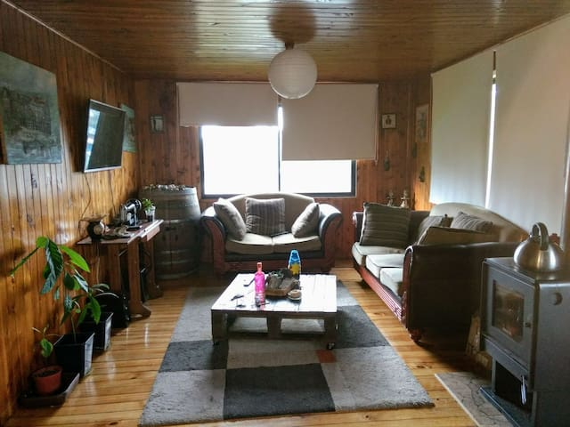 Casa Escondida