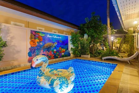 Brand New Stylish Pool Villa 2 Bedroom