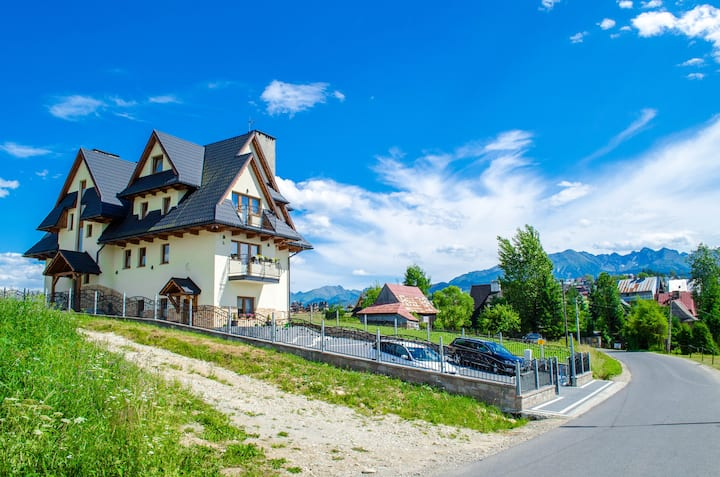 U Pawlikowskich - Room no 3 for 2 persons Zakopane