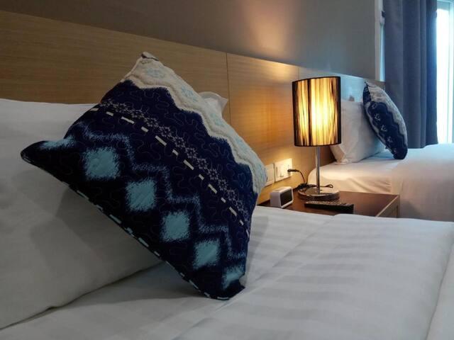 Cool Big & Comfortable Stay Room @ Kuah Town